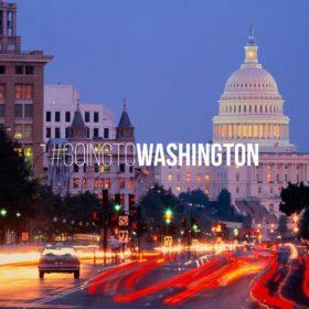 GOING TO WASHINGTON